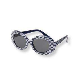 Sailboat Print Sunglasses