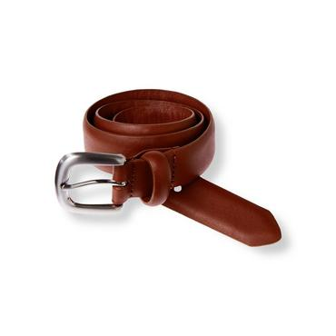 Baby Boy Brown Leather Belt at JanieandJack