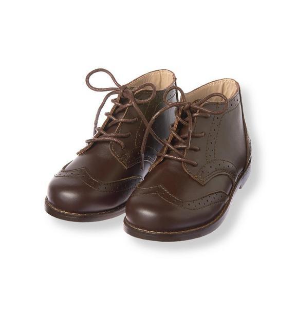 Wingtip Boot
