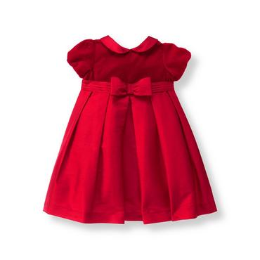 Rose Bow Dress at JanieandJack