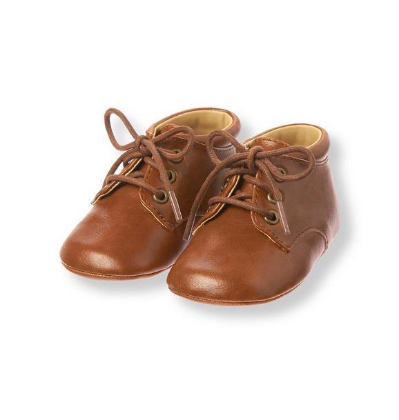 Oxford Crib Shoe