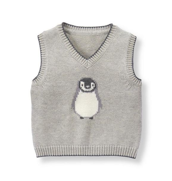 Penguin Sweater Vest