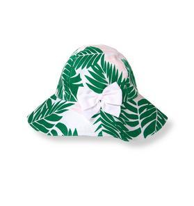 Palm Print Hat