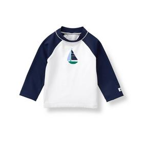 Sailboat Rash Guard