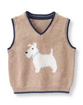 Scottie Sweater Vest