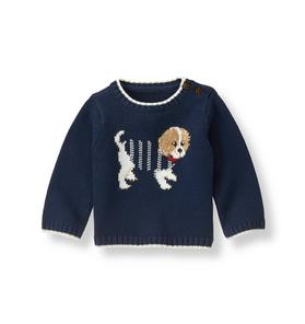 Pup Sweater