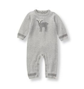 Reindeer 1-Piece