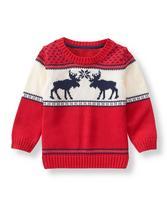 Moose Sweater