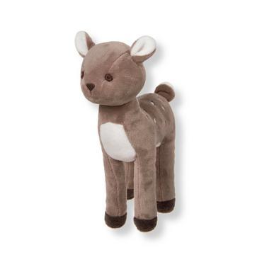 Fawn Brown Plush Deer Rattle at JanieandJack