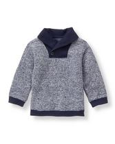 Marled Pullover