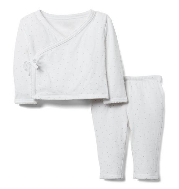 Newborn Double-Knit Set