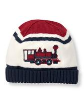 Train Sweater Beanie