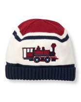 Train Sweater Beanie