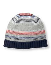 Striped Sweater Beanie