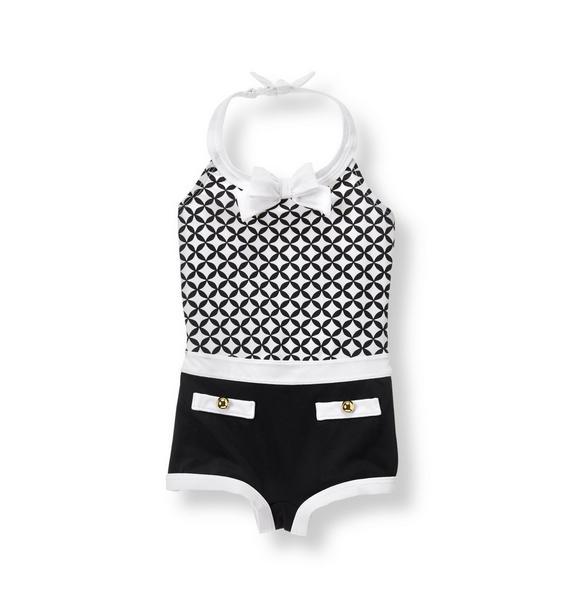 Geo Swimsuit