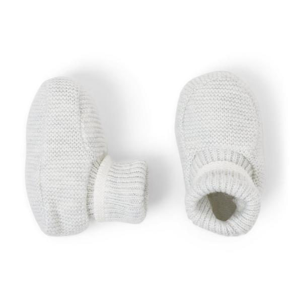 Newborn Sweater Bootie
