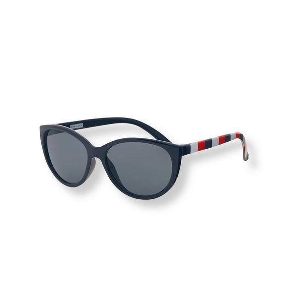 Striped Sunglasses