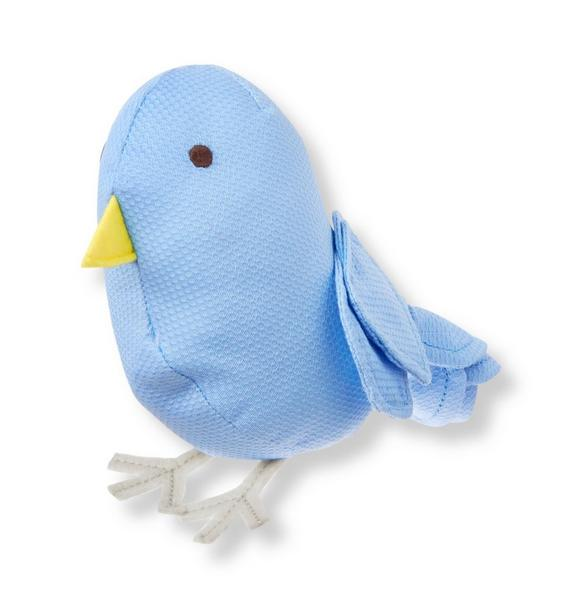 Plush Bird Toy