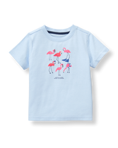 Flamingo Friends Tee