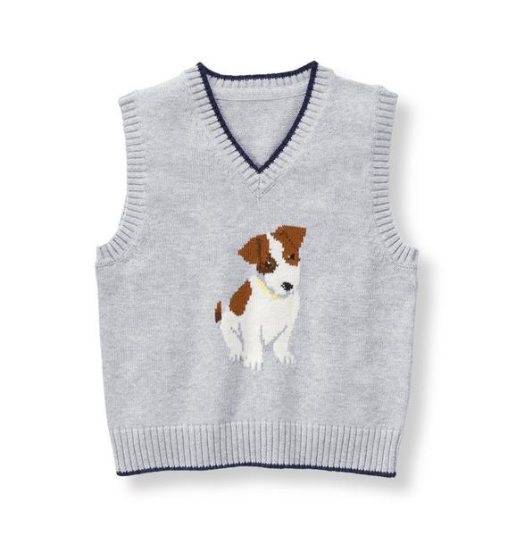 Dog Sweater Vest