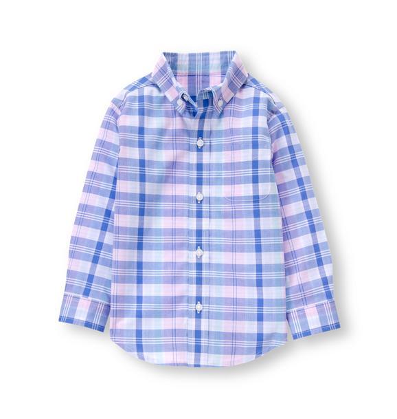 Plaid Madras Shirt