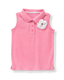 Flower Polo Top