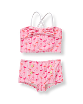 Flamingo 2-Piece Swimsuit