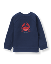 Crab Terry Pullover