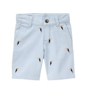 Toucan Twill Short