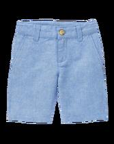 Linen Blend Short