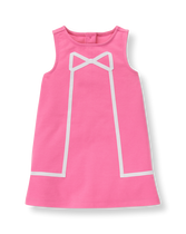 Bow Shift Dress
