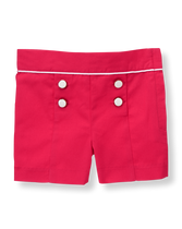 Double Button Short