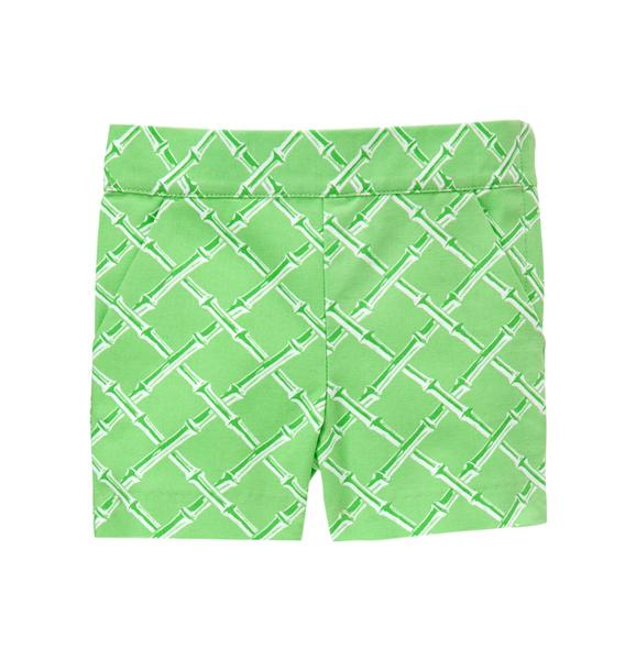Bamboo Canvas Short