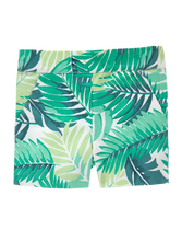 Palm Canvas Short