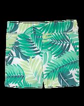 Palm Canvas Short
