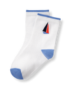 Sailboat Sock