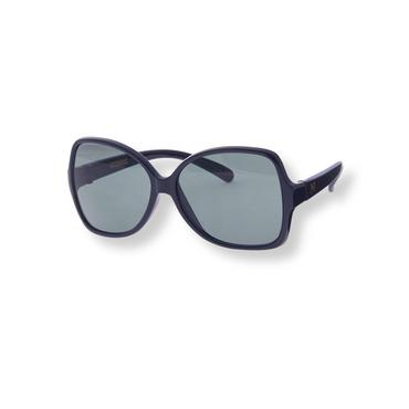 Baby Girl Navy Butterfly Sunglasses at JanieandJack
