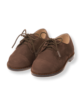 Nubuck Derby Shoe