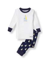 Sailboat Pajama Set