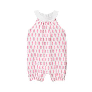 Baby Girl Cabana Pink Pineapple Pineapple 1-Piece at JanieandJack