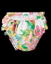 Floral Swim Diaper Cover