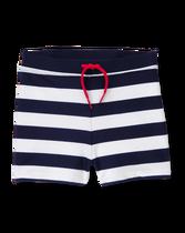 Striped Swim Short
