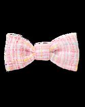 Bouclé Bow Clip