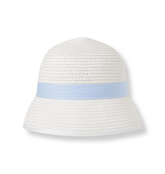 Bow Cloche Hat