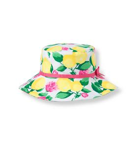 Lemon Sun Hat