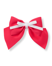 Tiered Bow Clip