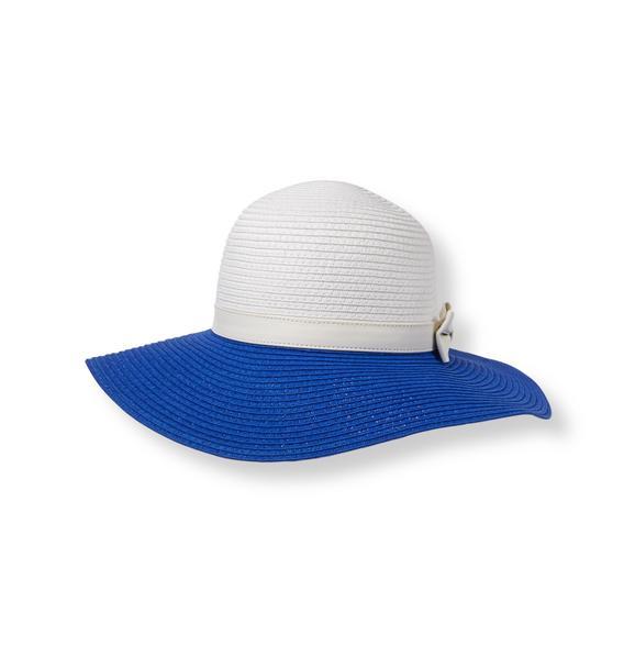 Colorblock Sun Hat