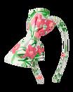 Tropical Bow Headband