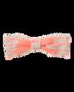 Tweed Bow Clip