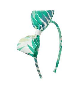 Palm Bow Headband